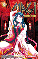 Magi - The Labyrinth of Magic -